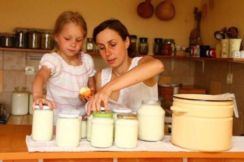 vyroba-jogurtu